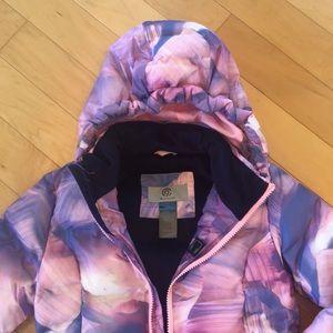 Champion puffy coat